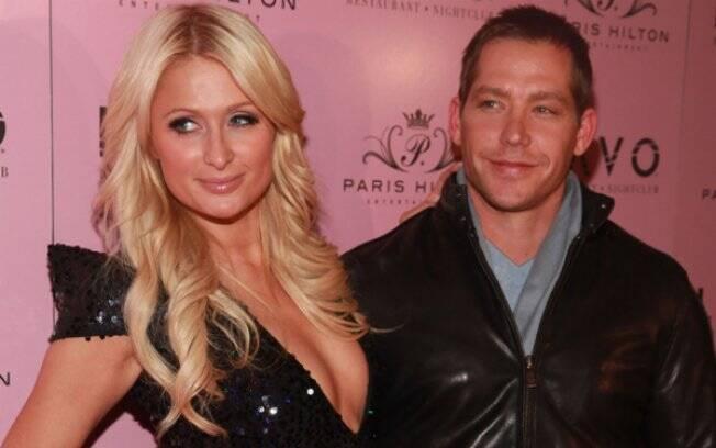 Paris Hilton e Cy Waits: segundo a mãe dela, ele era o noivo perfeito