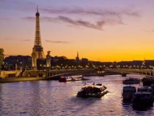 Capital francesa é um dos destinos mais populares do mundo