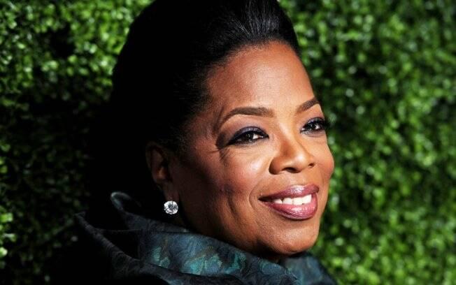 Oprah Winfrey: bate-papo com os fãs durante as férias