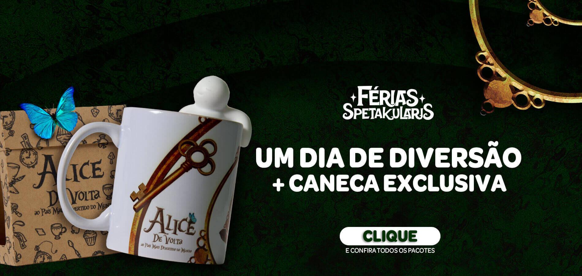 Banner Combos Férias Spetakularis