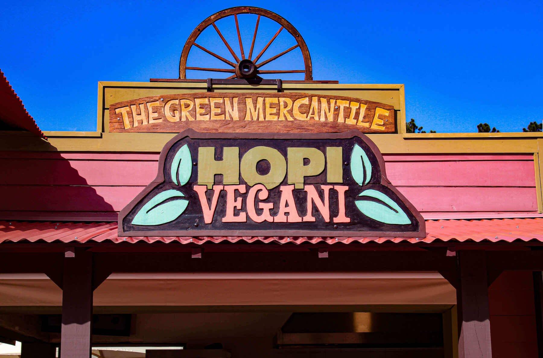 Imagem Hopi Vegani