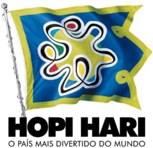 bandeira Hopi Hari