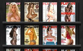 Capas da Playboy